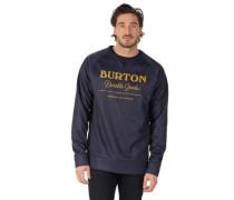 Bonded Crew Sweater mood indigo heather