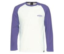 Baseball Long Sleeve T-Shirt dusted lilac