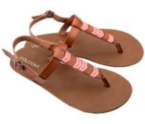 Trail 6 Sandals Women coral