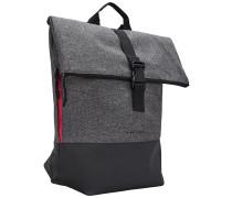 New Lorenz Backpack flannel grey