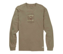 Bear Hollow T-Shirt LS silver sage