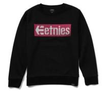 Metro Crew Sweater black