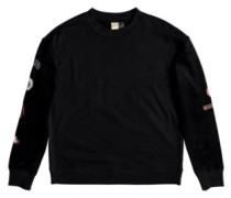 Common Heart Sweater true black