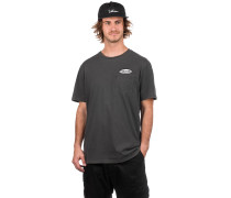 Oval Patch Pocket T-Shirt black