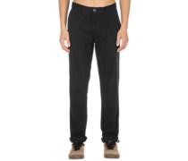 Howland Classic Chino Pants flint black