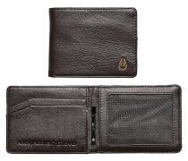 Rico Slim Card Wallet brown