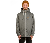 Stainfield Jacket grey melange