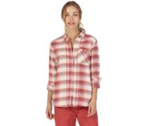Grace Shirt LS canvas stella plaid
