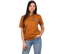 Seperated at Birth T-Shirt roasted orange