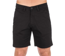 Flex Chino Shorts black