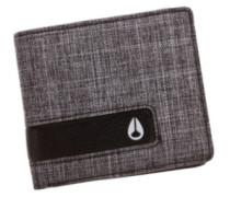 Showdown Bi-Fold Wallet black wash