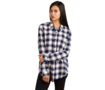 Meridian Flannel Shirt LS marshmallow