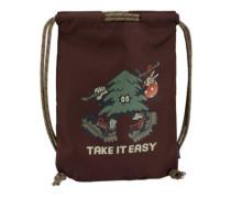 Cinch Backpack evergreen