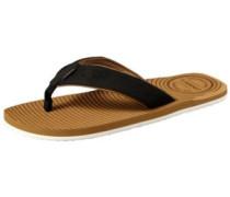Koosh Slide Sandals tobacco brown