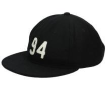 21St Anniversary Ebbets Cap black