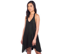 Twisted View Dress black