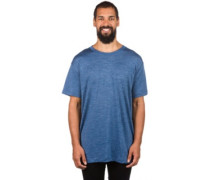 Merino Huxley T-Shirt dusty blue