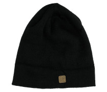 The Harbor Beanie black