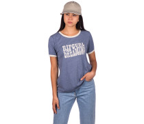 Cali Dream T-Shirt mid blue