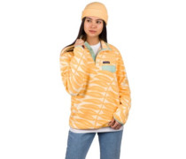 LW Synchilla Snp-T Fleece Sweater eucalyp fronds vela peach