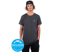 is More Worker T-Shirt heather jeans fabric
