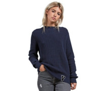 Snatch Pullover sea navy