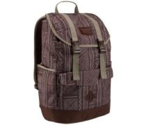 Outing Backpack bracken bambara print