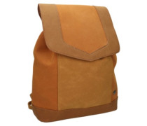 Vacation Backpack camel