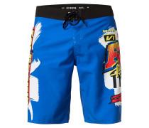 "Castr 21"" Boardshorts royal blue"