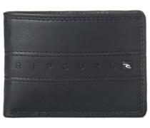 Word Boss Slim Wallet black