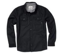 Corporal Wool Jacket all black