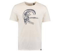 Circle Surfer T-Shirt powder white