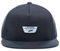 Mini Full Patch II Snapback Cap black