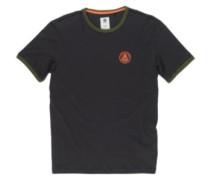 EA Ringer T-Shirt off black