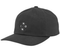 Prep Strapback Cap black