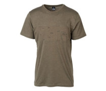 Busy Surf Day T-Shirt sea turtle marl