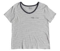 My Favorite Thing A T_Shirt turbulence thin stripe