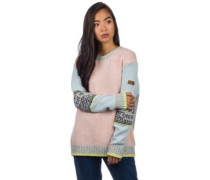 Cozy Sound Pullover coral cloud