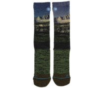 Little Lakes Outdoor Socks olive