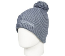 Trilogy Beanie Youth neutral gray heather