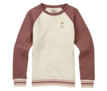 Keeler Crew Sweater twilight mauve