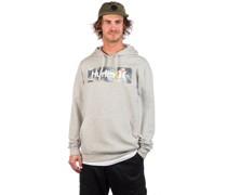 One & Only Boxed Sierra Hoodie grey heather