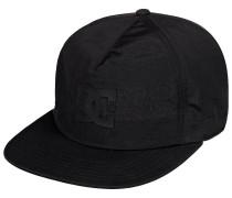 Floored Cap black