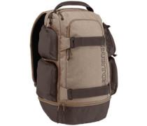 Distortion Backpack kelp heather