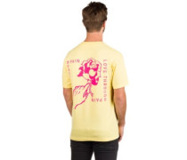 Ardent Rose T-Shirt yellow