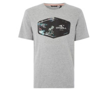 Marco T-Shirt silver melee