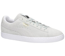 Suede Classic Sneakers white
