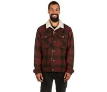 Barlow Wool Jacket bark