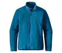 Nano-Air Light Hybrid Fleece Jacket big sur blue