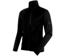 Ultimate V Softshell black-black